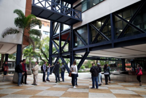 campus of Anhembi Morumbi University