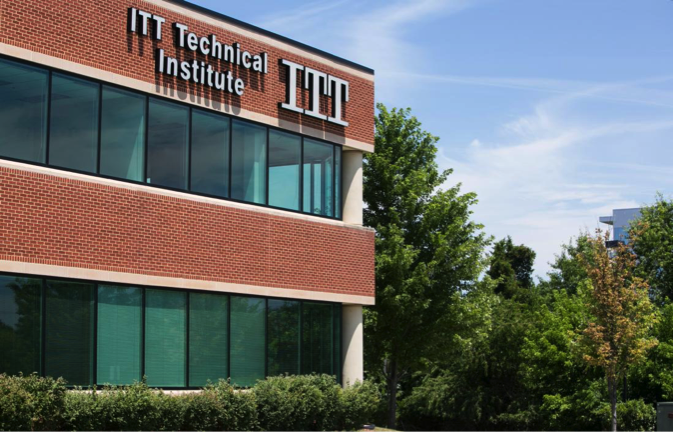 Tripplaar Kristoffer/SIPA—AP An ITT Technical Institute for-profit college location in Chantilly, Virginia.